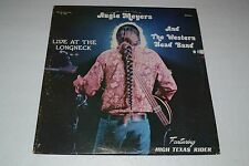 Augie Meyers and the Western Head Band~Live at the Longneck~FAST SHIPPING