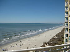 Myrtle Beach at Tower on the Grove 1 bedroom ocean front 10/17-10/22 Five night
