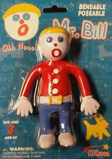 "MISTER BILL  5.5"" Bendable Posable / Classic Saturday Night Live TV Bendy Figure"