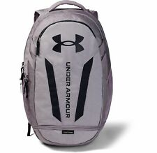 Under Armour Hustle 5.0 Backpack, Slate Purple/Black