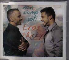 Eros Ramazotti+Ricky Martin-Non Siamo Soli Promo cd single