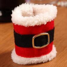 4xNew Christmas Napkin Rings Serviette Holder Table Rings Xmas Wedding Party  LG