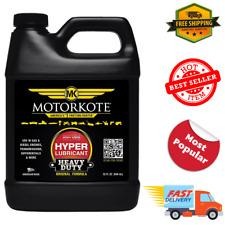 Motorkote MK-HL32-06 Heavy Duty Hyper Lubricant, 32-Ounce, Gas or Diesel Engines