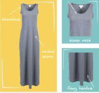 LuLaRoe NWT Dani Dress XS - XL solid Gray Wow! Rare!!