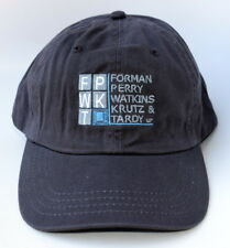 FPWKT FORMAN PERRY WATKINS KRUTZ & TARDY LLP One Size Fits All Baseball Cap Hat
