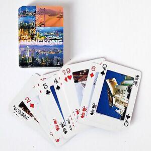 Welcome To Hong Kong - Souvenir Playing Cards - EDC Edmund Chan