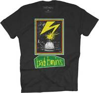 BAD BRAINS 89 Tour T SHIRT S-M-L-XL-2XL New Official MerchDirect Merchandise