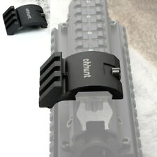 45 Degree Offset Low Profile Rifle Picatinny Weaver Rail Mount For Laser Scope