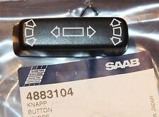 SAAB 4883104 SEAT SWITCH BUTTON  NOS OEM  GENUINE