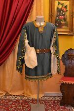 Costume di Scena Abito Storico Abito d'Epoca  Costume Storico XV sec. cod. M33
