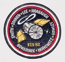 Ricamate patch spaziale NASA sts-82 dello Space Shuttle Discovery... a3130