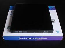 USB 3.0 Black External Sony Optiarc BD-5730S 3D Blu-Ray Burner Writer BD-RE DVD