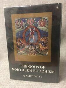"""The Gods of Northern Buddhism"" Alice Getty 1st Ed. HC/DJ 1962"