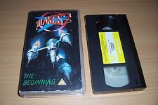 BLAKES 7 SEVEN VIDEO - The Beginning - RARE