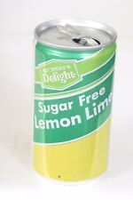 Country's Delight Sugar Free Limon Lime Soda Can - 12oz  EMPTY