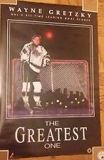 "Vintage Original 1994 Wayne Gretzky ~ Costacos Poster (24x36"")"