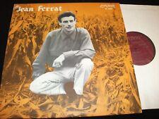 "JEAN FERRAT<>SELF TITLED<>12"" Lp Vinyl~Canada Pressing~LONDON DS 2024 (MONO)"