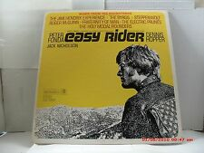 EASY RIDER-(LP)-MUSIC FROM THE SOUNDTRACK- HENDRIX, BYRDS, ELECTRIC PRUNES -1969