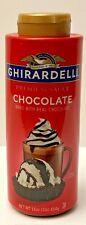 1 Ghirardelli Chocolate Premium Sauce Squeeze Bottle Syrup 16 oz NEW FRESH