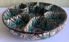 More details for middle eastern persian islamic pottery sectional dish