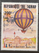 Chad 1983 Air 200f Balloon MUH