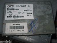 OEM 07 08 09 Audi S6 S8 A6 A8 XM Satellite Radio Control Module 4E0035593F