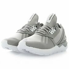 Adidas Mens Tubular Runner Fabric Low Top Lace Up Running Sneaker