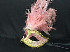 Fifty Shades of Grey Masquerade mask Sweet 16T urquoise Fuschsia birthday Party