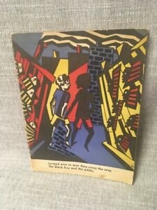 1946 Annual Yearbook Schools Council of Bed-Stuy NY Civil Rights Jacob Lawrence