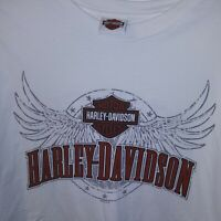 Offical Harley Davidson Big & Tall 4xl 2011 Sturgis South Dakota Shirt