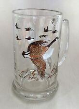Vintage Schmidt Beer Collector Series Mug VII Geese Goose Bird