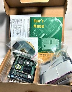 ARBOR - Em104-i413DVL V1.2- PC104 ZFx86 module with 32MB SDRAM onboard W/CABLES