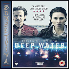 DEEP WATER -  COMPLETE MINI SERIES - Noah Taylor & Yael Stone * BRAND NEW DVD***