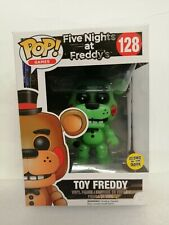 Funko Pop! Five Nights At Freddy 'Juguete Freddy Brillan en Oscuridad Exclusivo no 128