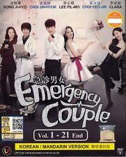 Emergency Couple (Korean TV Series) DVD English Sub _ All Region _ Song Ji-hyo