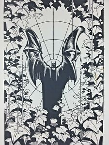 P. CRAIG RUSSELL Batman Legends of the Dark Knight #42 Comic Book COVER ART Copy