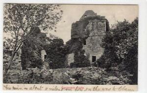 CARNASSARIE CASTLE near KILMARTIN: Argyll postcard (C61154)