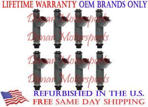 Lifetime Warranty - 12-Hole performance UPGRADE Flow Matched Fuel Injector Set