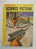Astounding Science Fiction - March 1952 - Cyril Judd - Ray Gun Cover