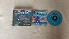 In the Hunt - Playstation PS1 - Complet TBE PAL FR rare