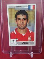 Rafael Marquez Monaco Mexico Champions League 2000/01 Panini Rookie Sticker