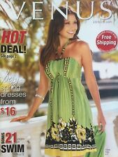 Spring Dresses & Hot Swimwear 2012 VENUS Women's Swimwear & Fashion Catalog