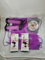FitazFK Workout Gliders with Carrying Bag New