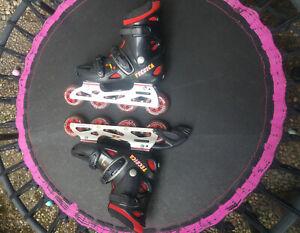 Inline-Skate. High Quality Inline-Skate Rollschuhe der Marke TECNICA. V-stellbar