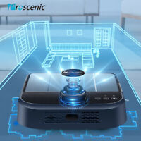 Proscenic D500 Robot aspirapolvere lavapavimenti mappatura Navigazione Laser LDS