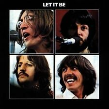 Beatles Let it be (1970) [CD]