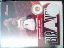2005-06 Topps Bowman Bravo! Rashard Lewis Authentic Game-Worn Jersey
