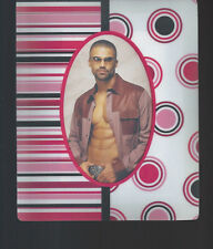 SHEMAR MOORE  Mouse Pad #4  S.W.A.T. Criminal Minds Young And The Restless SWAT