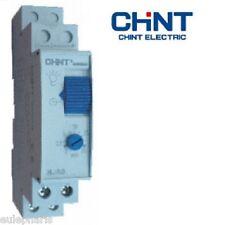 Temporizador Minutero Escalera CHINT 2300w 220v,Automatico Carril Din 0-20 min