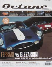 Octane 07/2003 No 1 featuirng ISO Grifo, Lambirghini, Ferrari, Noble, Alfa Romeo
